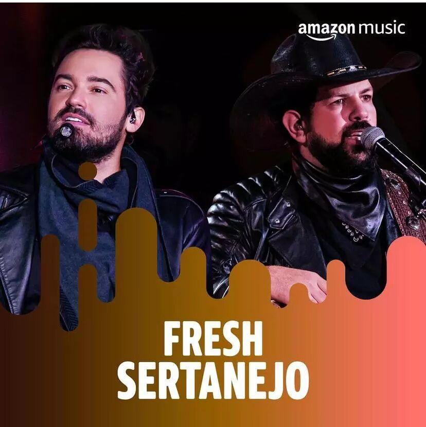 Fernando e Sorocaba anunciam turnê nos Estados Unidos no final do mês